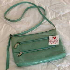Hobo crossbody purse